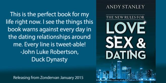 Andy stanley love sex and dating book